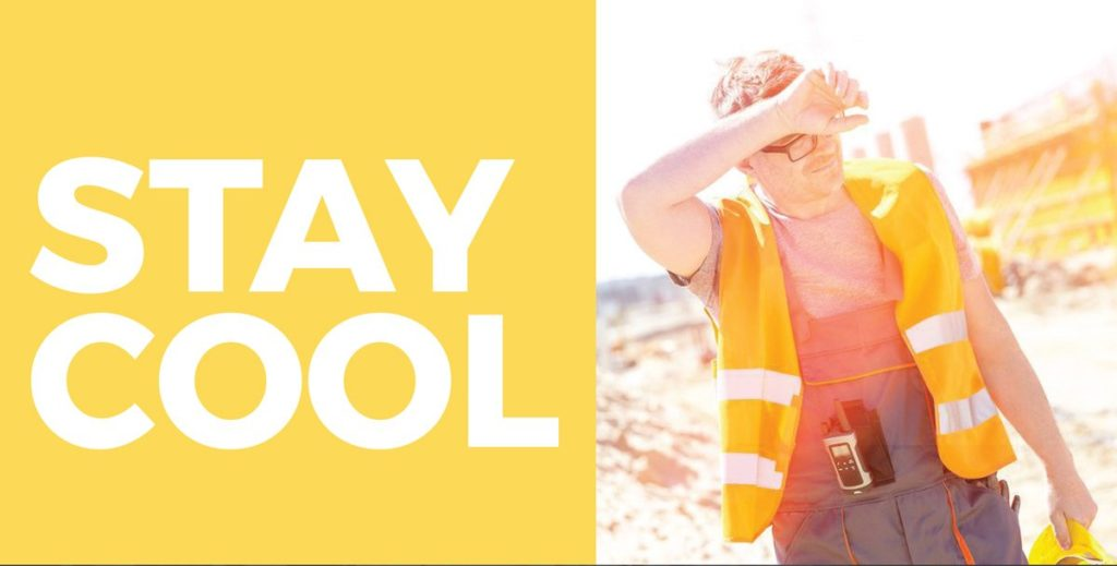 Stay Cool, Prevent Heat Stress